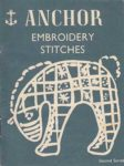 Anchor Embroidery Stitches, Second Series