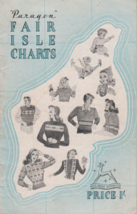 Paragon Fair Isle charts 1 cover