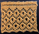 The Dorothy Knitted Lace